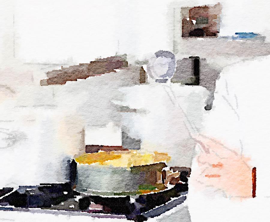 Come diventare il più famoso chef  – parte prima