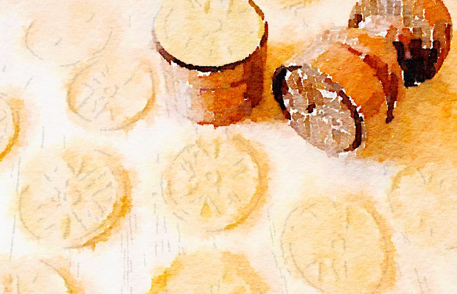 Corzetti con salsa di noci