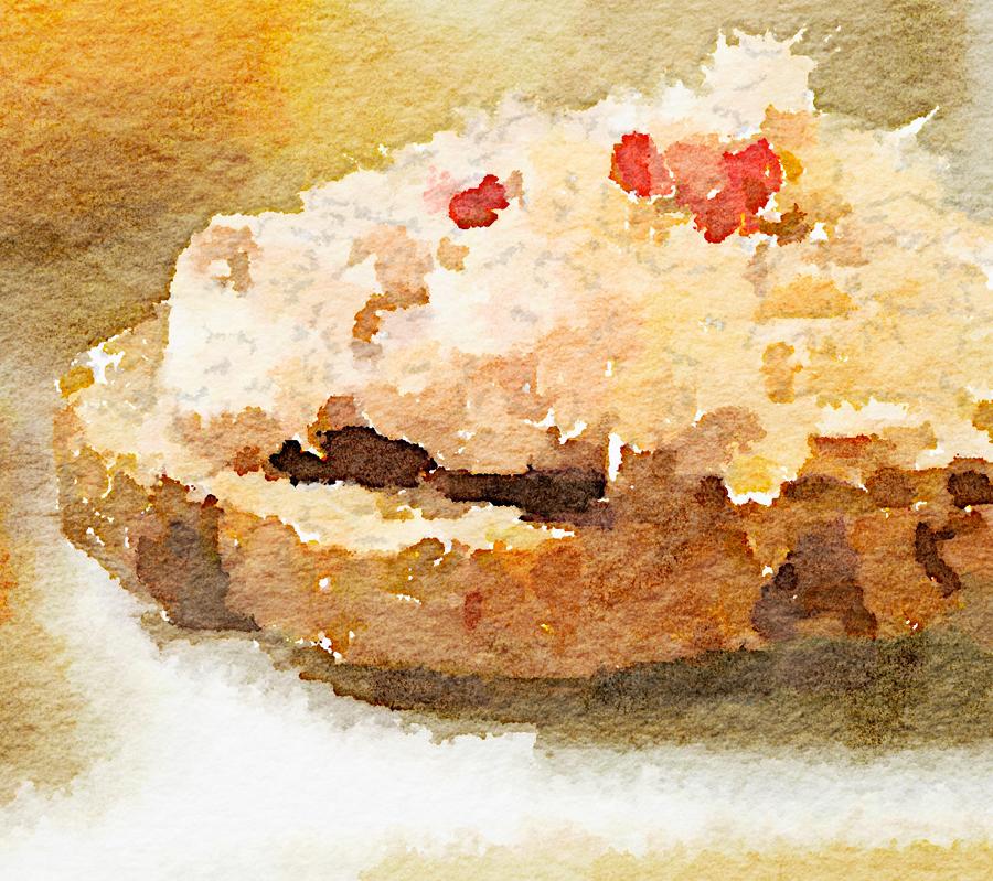 Crostini con paté di tonno