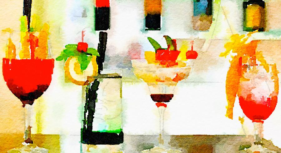 Dopo il lavoro, un aperitivo?