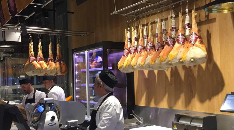 La Credenza Torino Fiorfood : Aperto il supermercato fiorfood in galleria san federico