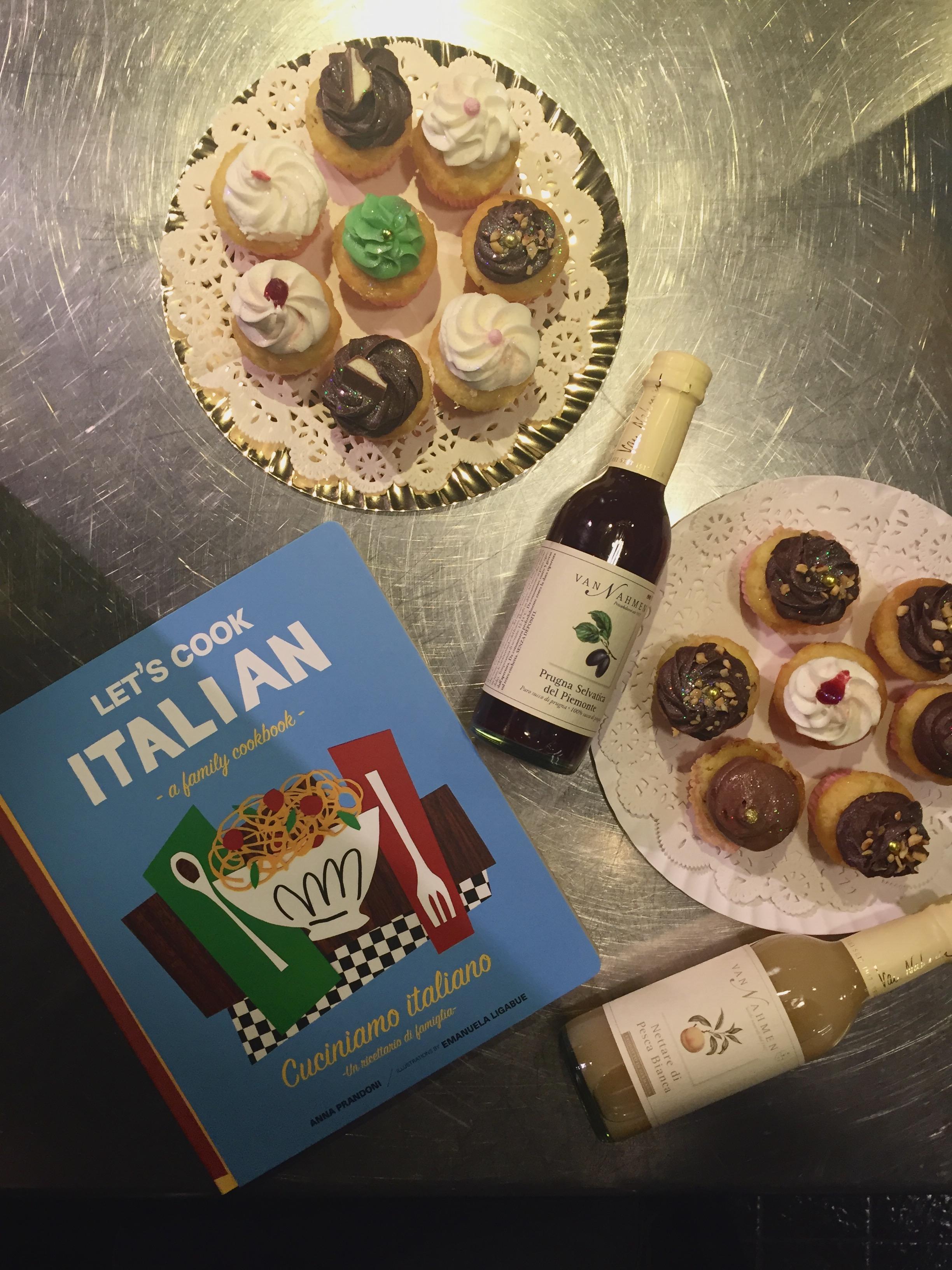 Riflessioni dopo l'evento di lancio di Let's cook italian