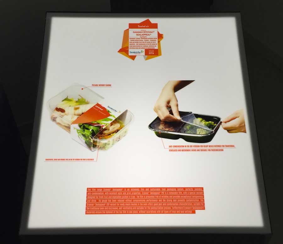 Il packaging fa il food?
