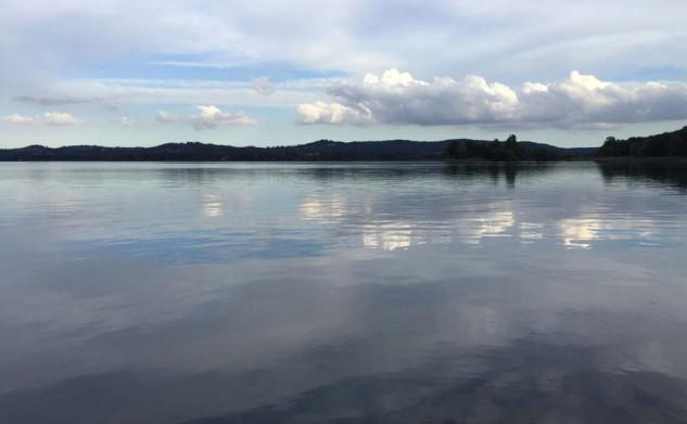 Magia al lago