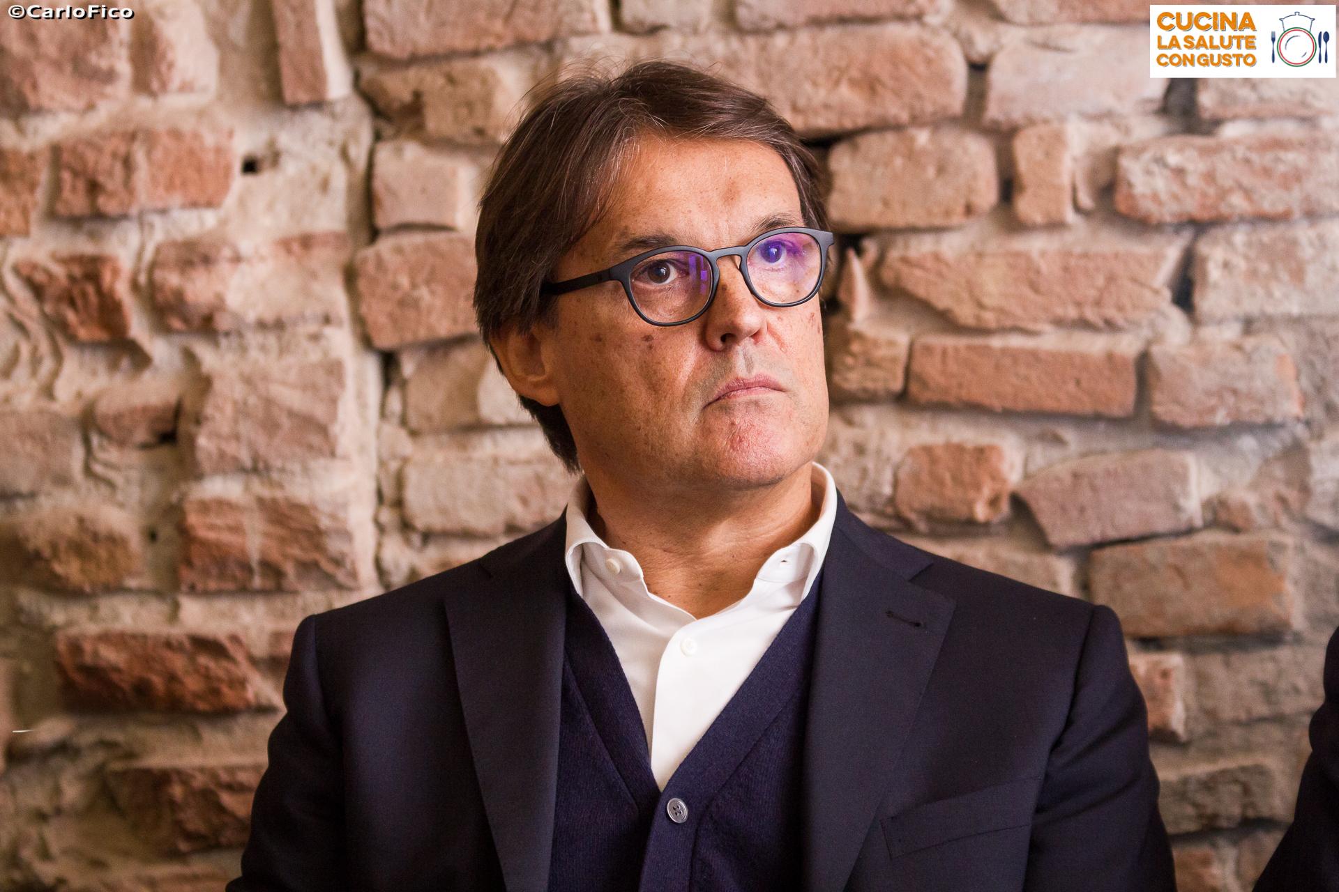 Nella foto di Carlo Fico, Angelo Ballarini.