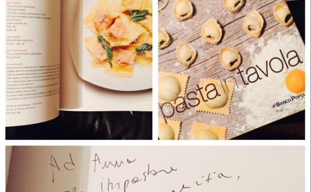 Stupore formato pasta