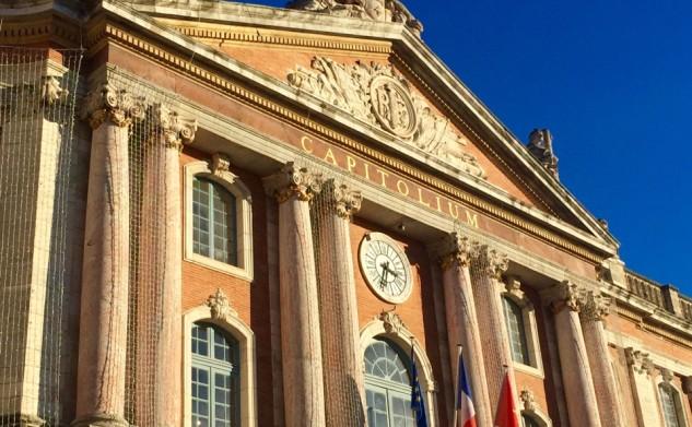 """Tolosa, la """"ville rose"""" a dicembre ( parte 1 )"""