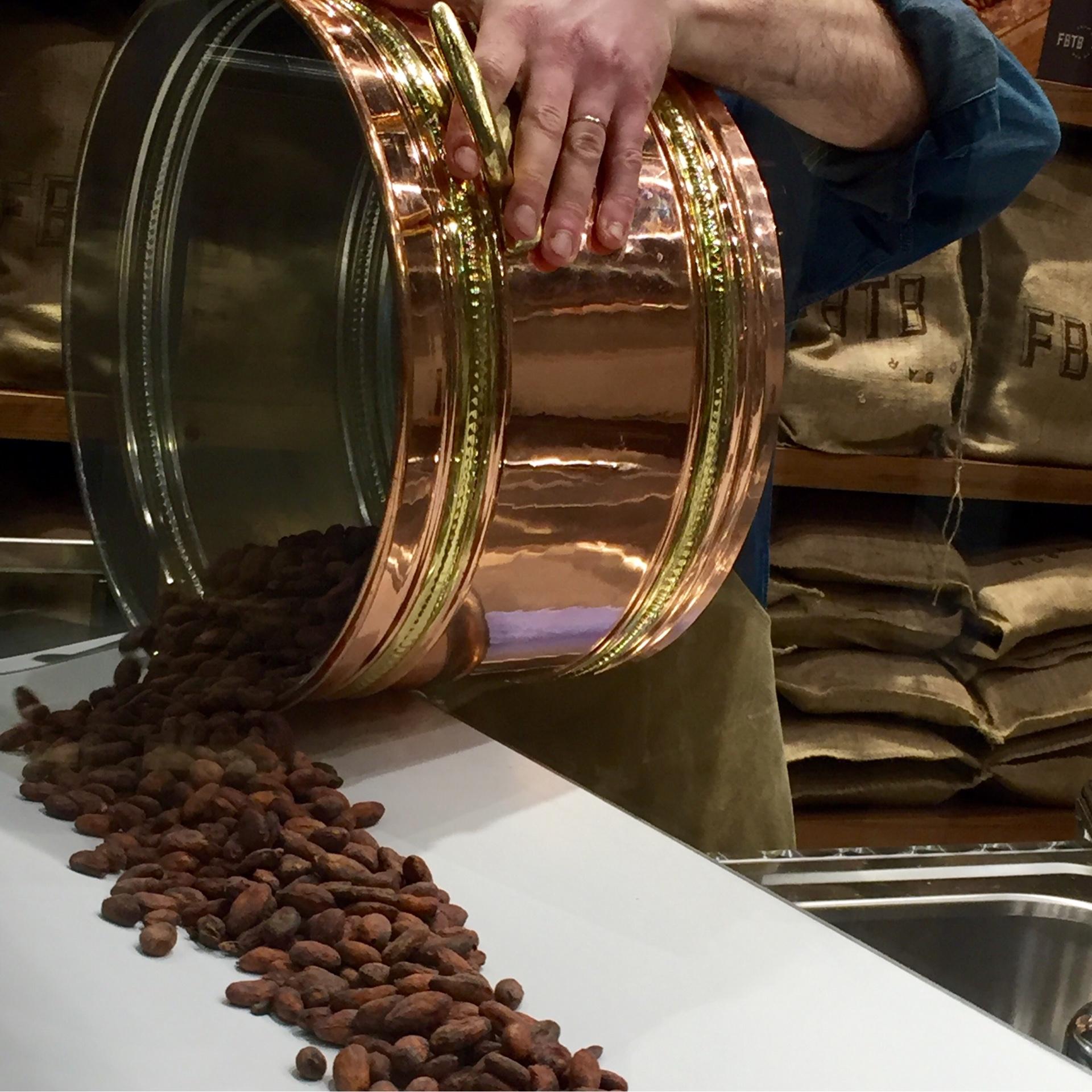 CioccolatItaliani: FBTB, dalla fava di cacao alla tavoletta