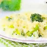 risotto broccoletti