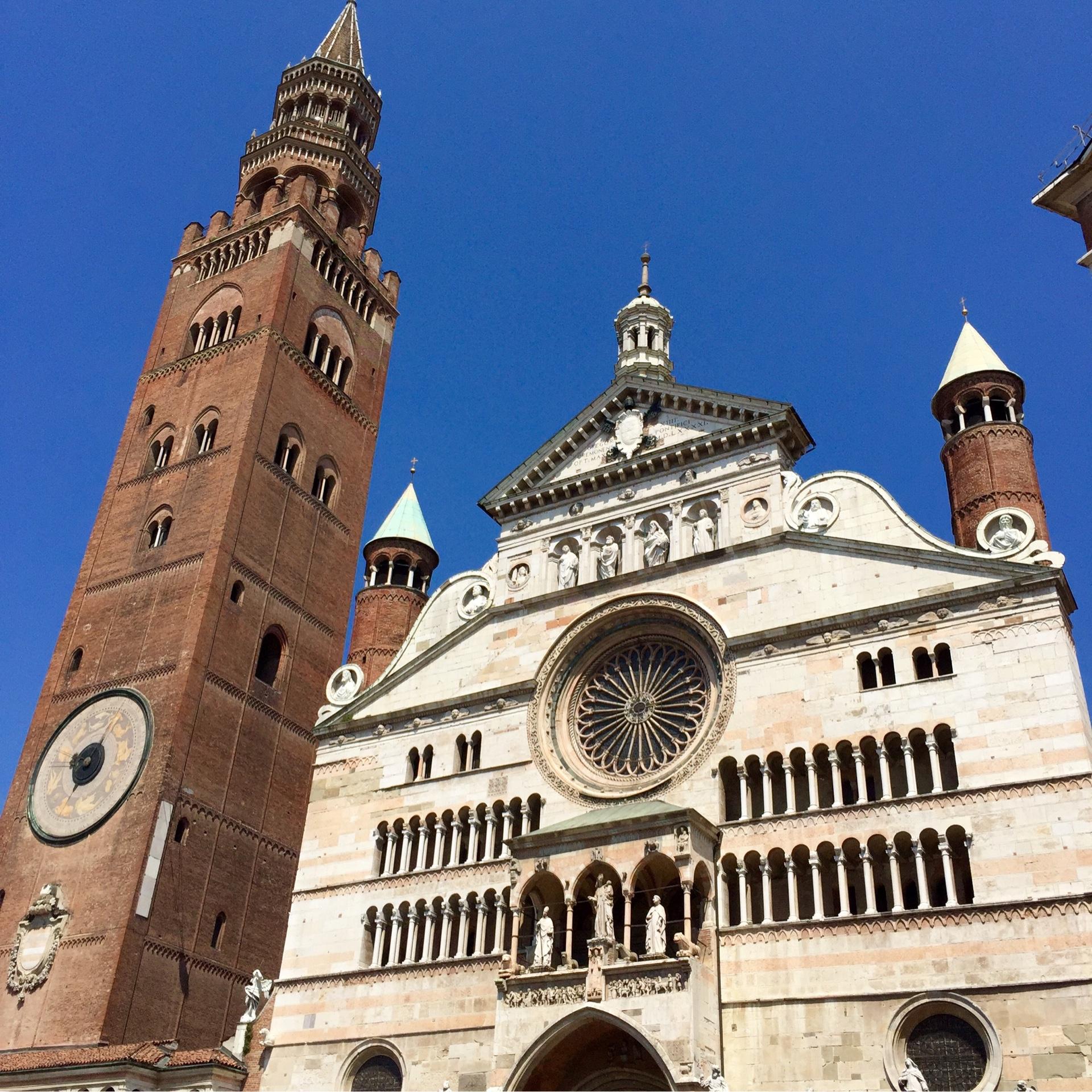 Cremona: Torrazzo, torrone e ….tanta musica
