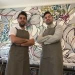 I proprietari del ristorante Flora a Busto Arsizio