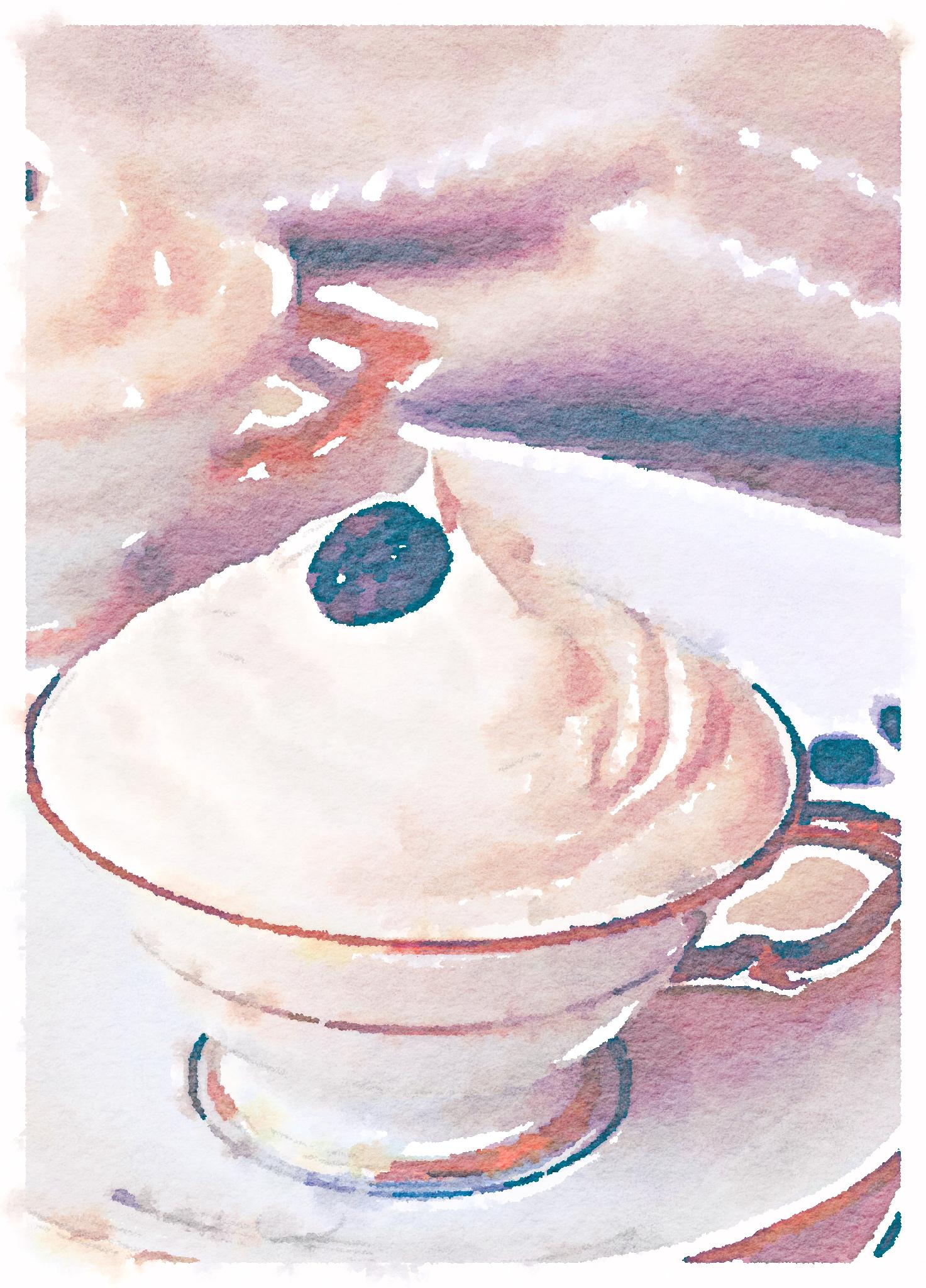 Crema brasiliana al caffè