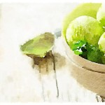 sorbetto al tè verde