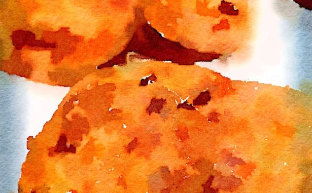 Biscotti al Gruyere