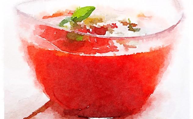 Gazpacho leggero