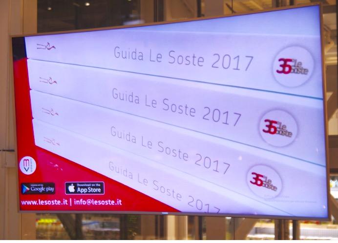 Le Soste 2017, la presentazione della guida e spunti di dibattito