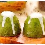 tortino agli spinaci