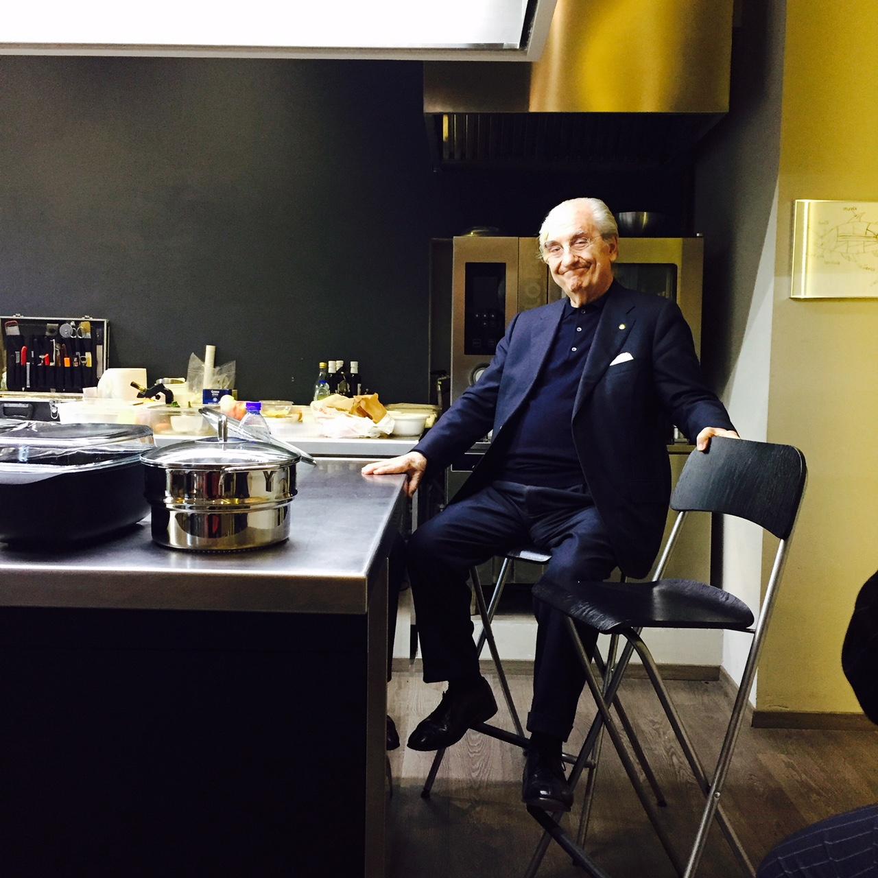 Gualtiero Marchesi: Maestro e Signore