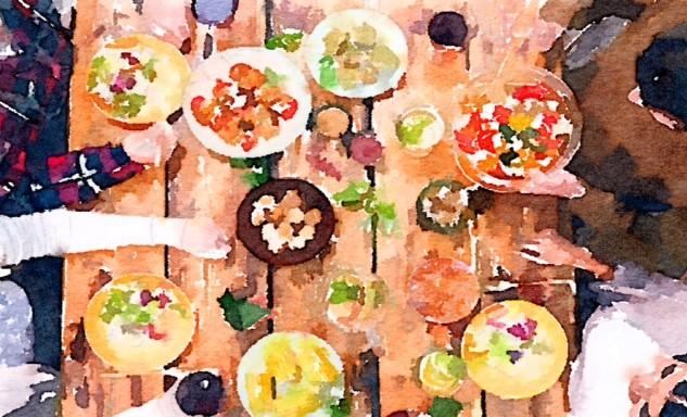 Quand'è stata l'ultima volta che sei stata davvero 'bene' a tavola?