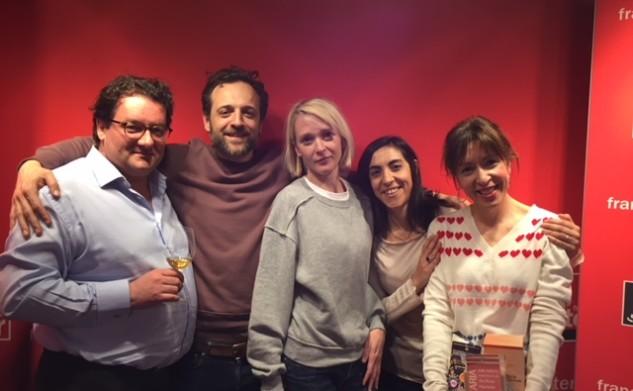 """""""Le risotto c'est une affaire d'état en Italie"""": Anna Prandoni e la lezione di risotto alla radio francese"""