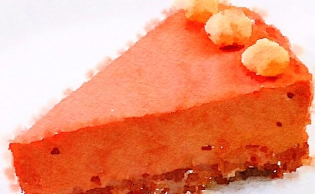 Cheesecake alle nocciole