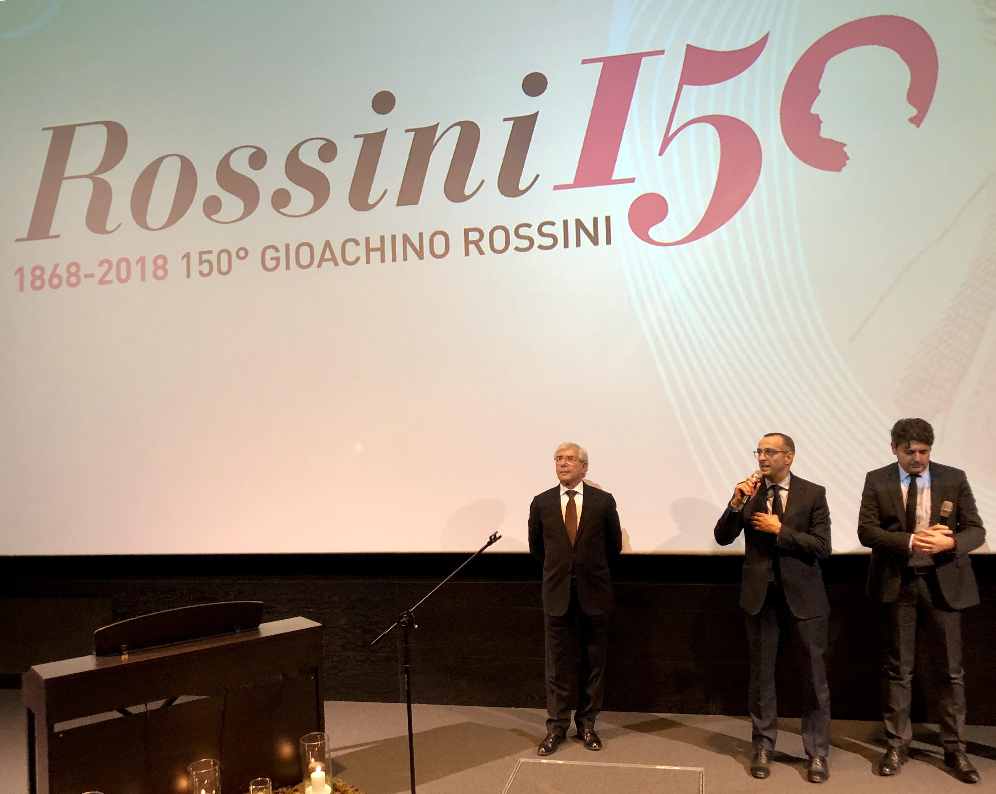 """""""Mangiare e amare, cantare e digerire"""", una serata ad alta quota nel nome di Rossini"""