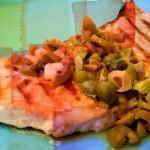 bistecche di tonno alle olive