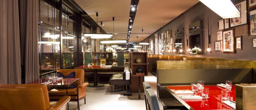 Ceresio7: la cucina nel cielo di Milano