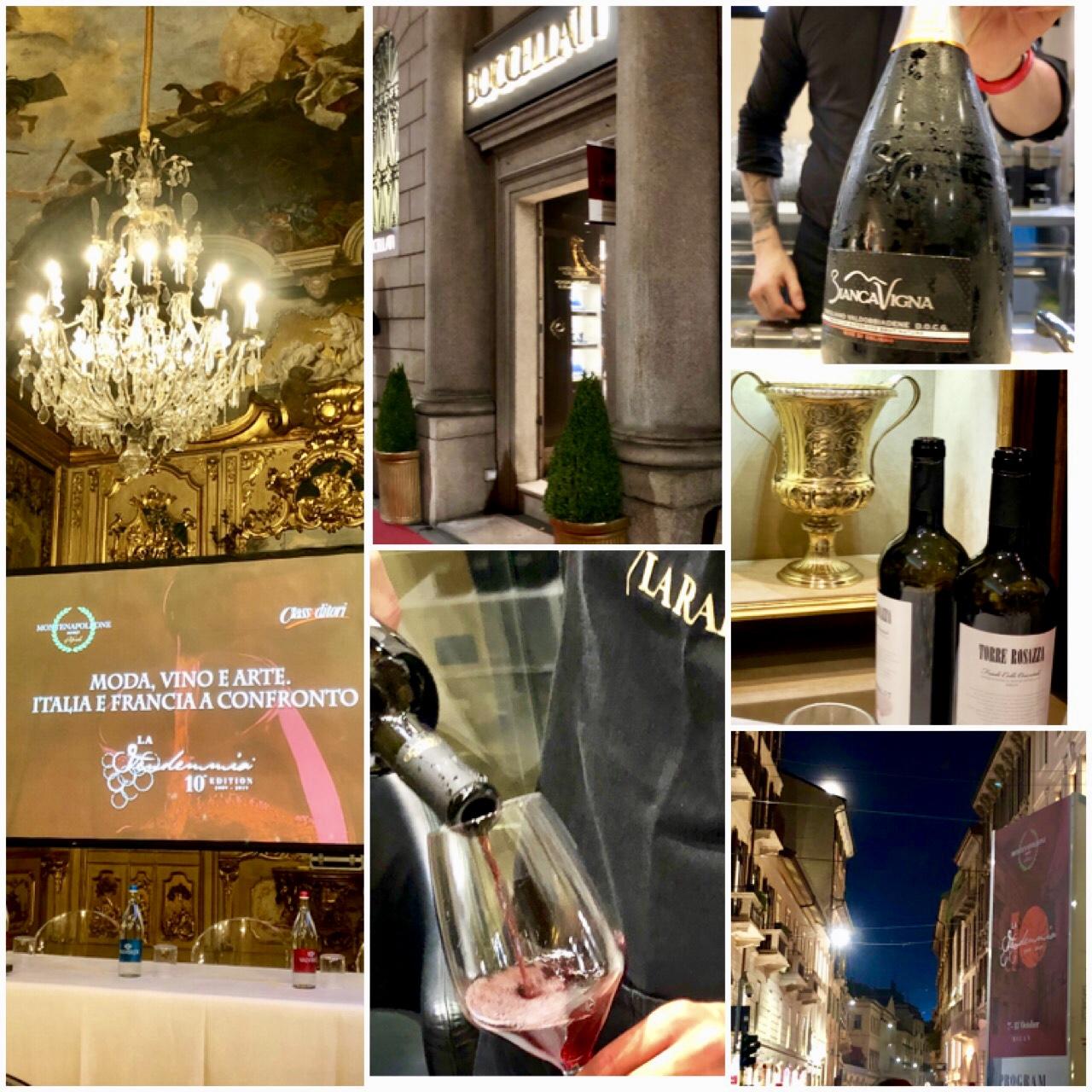 La Vendemmia di Monte Napoleone e il Forum Italia-Francia: Milano capitale del vino per una settimana